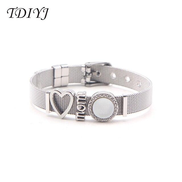 Фото набор браслетов tdiyj keeper серия love сетчатый браслет из