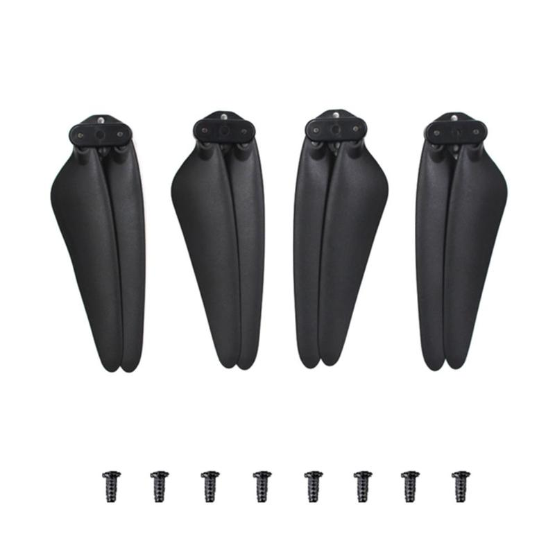 4pcs/2 Set CW/CCW Propeller Props Blades RC Quadcopter Spare Parts For SG906 RC Drone Accessories