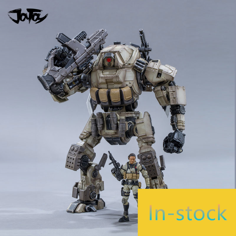 JOY TOY 1 25 soldiers Action Figure robot mecha ZEUS MACHINE ARMOR Free shipping RD027 in