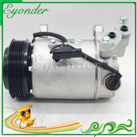 AC A/C Air Conditioning Cooling Compressor Pulley PV6 for BMW MINI F56 F55 Cooper D S One D Cooper SD 64526811432 64526826879