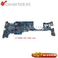 NOKOTION PC MAIN BOARD For HP EliteBook X360 1030 G2 Motherboard i7 7600U CPU 16GB RAM OLDMAN 6050A2848001 MB A01 920054 601