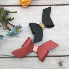 New Lovely Bow Carbon Steel Cutting Dies Stencil Craft Creative Scrapbook Stamps Embossing Paper 13.5*7cm 1pcs