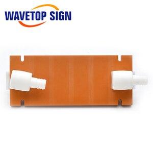 Image 5 - WaveTopSign Machine de soudage Laser lampe simple cavité en céramique utiliser lampe au xénon 8*125*270mm tige de cristal 7*145mm
