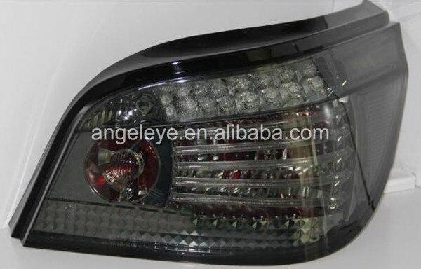 2004-2007year For BMW E60 5 Series 520i 523i 525i 528i 530i LED Tail Lamp Rearlights back light Smoke black color SN