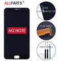 100% Tested Original 5.5 INCH 1920x1080 For Meizu M2 Note LCD Meilan Note 2 Display with Touch Screen panel Protectr Digitizer