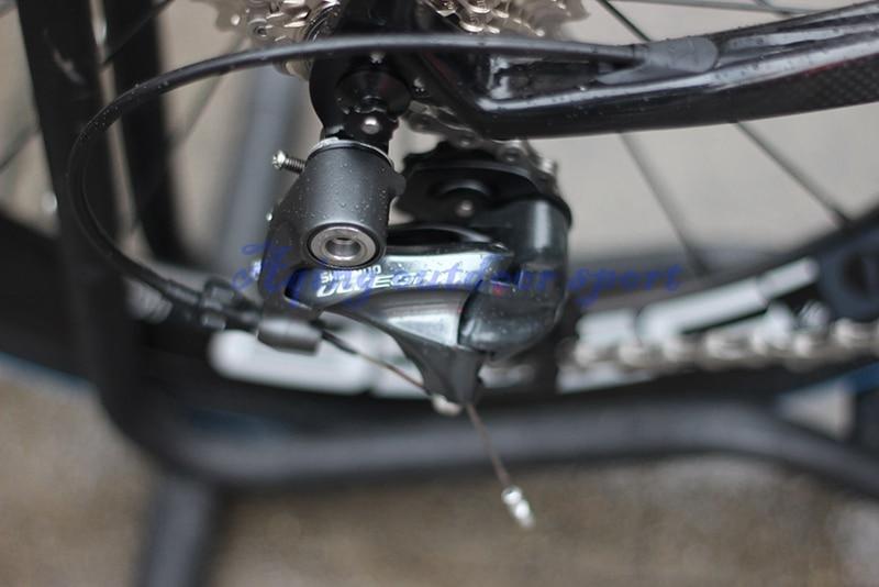 "JAVA Freccia 451 Mini Bike Velo de Carbono 20 \""1 1/8\"" Minivelo Bicicleta Con S H I M A N O 6800 Grupo de 22 velocidades Pinza De Freno"