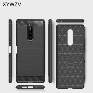 Image 5 - For Cover SONY Xperia XZ4 Case Shockproof Armor Rubber Phone Case For SONY Xperia XZ4 Back Cover For Xperia XZ4 Shell Fundas