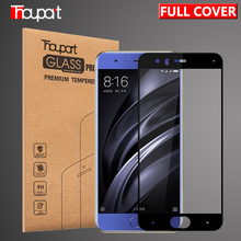 Thouport Glass For Xiaomi Mi6 Screen Protector Tempered Glass For Xiaomi Mi 6 Protective Film Glasses Full Glue Display Cover 5D