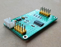 Free Shipping!!! Four channel flexible film pressure sensor conversion module / resistance voltage conversion module