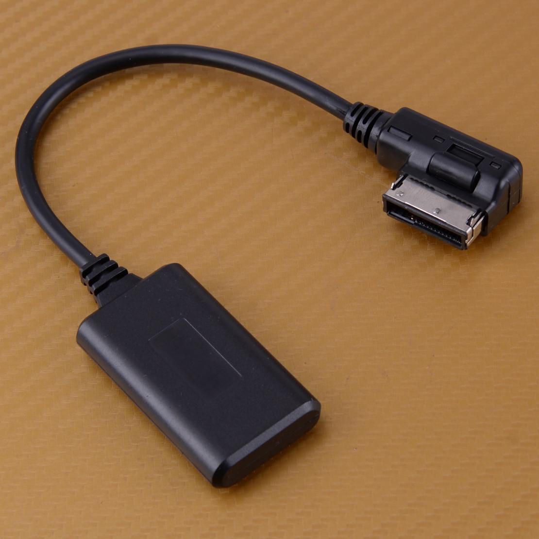Pour AMI MMI Interface Bluetooth Aux adaptateur récepteur câble Audio Radio USB Stick sans fil adapté pour Audi Q5 A5 A7 S5 Q7 A4 A6 A8