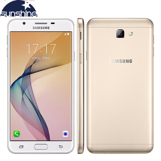 Оригинальный Samsung Galaxy On5 G5700 4 Г LTE Мобильный телефон Octa ядро 5.0 ''13.0MP Dual sim 3 Г RAM 32 Г ROM Android телефон