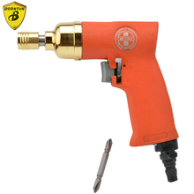 Pneumatic Air Screwdriver Set 3-5mm Pneumatic Air Screw Driver 8000rpm Air Screw Driving Gun Tools Screwdriving Pistol 30Nm Tool tubing connect 9 5mm threaded rapid screw air fittings page 3