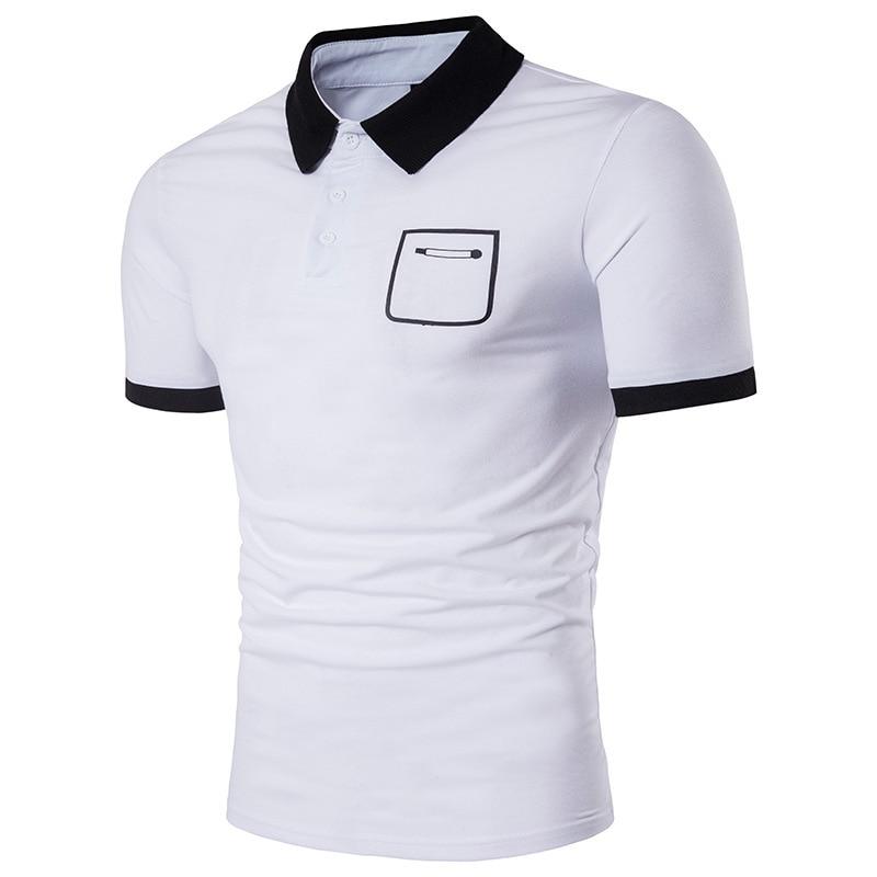 New Trade Men 2018 Shirt Polo Summer Homme Color Polos Men's rxWoedBC
