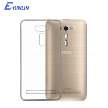 c144f3aefb Clear Soft Back Cover For Asus ZenFone 2 Laser Deluxe ZE601KL ZE500KL  ZE550KL ZE551KL ZE500CL ZE550ML