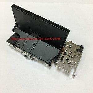 Image 3 - Reparatie Onderdelen Voor Sony ILCE 6000 ILCE 6000L A6000 Lcd scherm Unit Met Flip Beugel Scharnier Flex Kabel