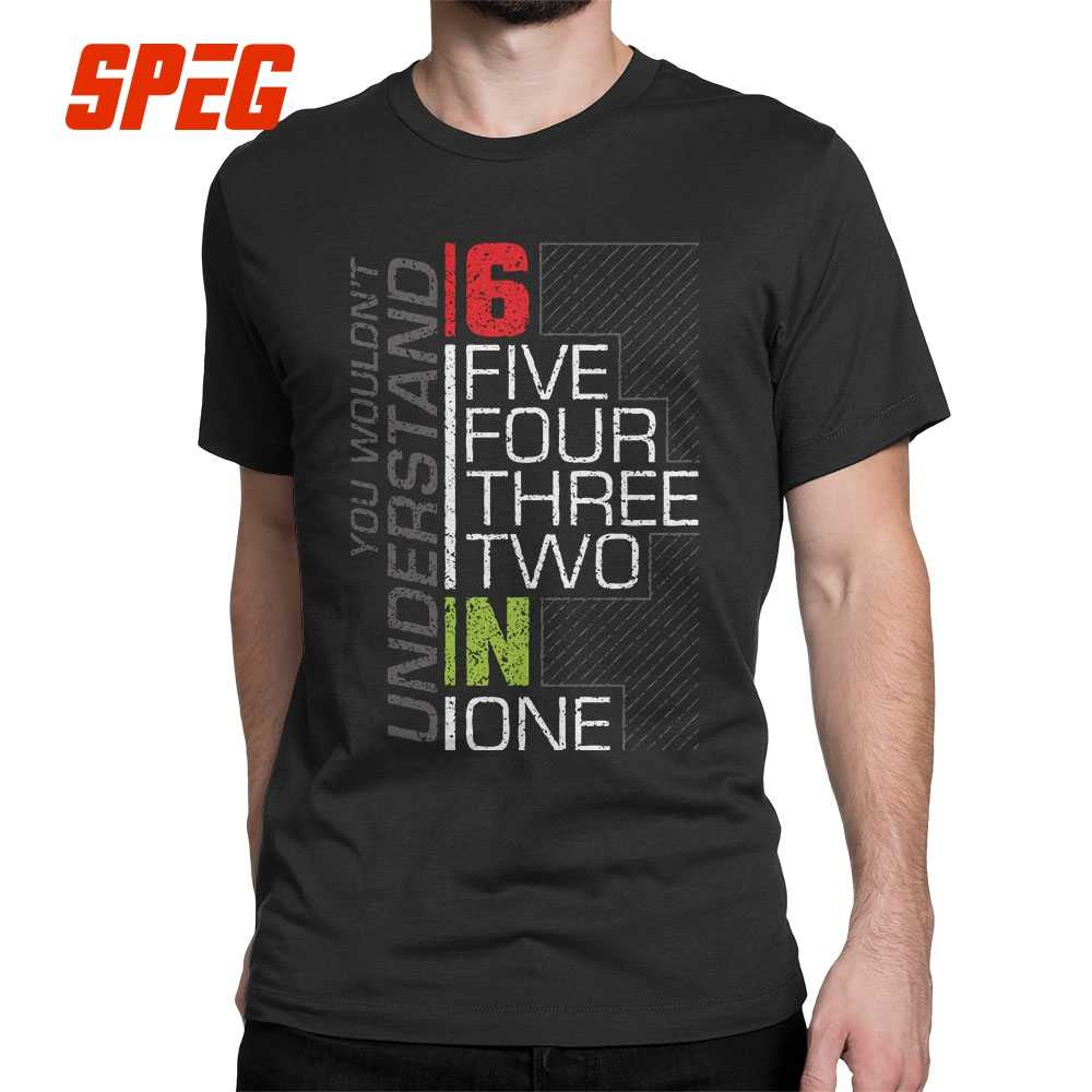 ff4accac631 T Shirts Motorcycle Shift Gear 1N23456 Moto You Wouldn t Understand Branded Tee  Shirts Men s