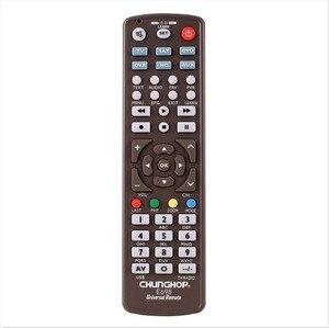 Image 3 - קומבינטוריים שלט רחוק ללמוד לטלביזיה SAT DVD CBL DVB T AUX CE חכם טלוויזיה 3D Chunghop E698