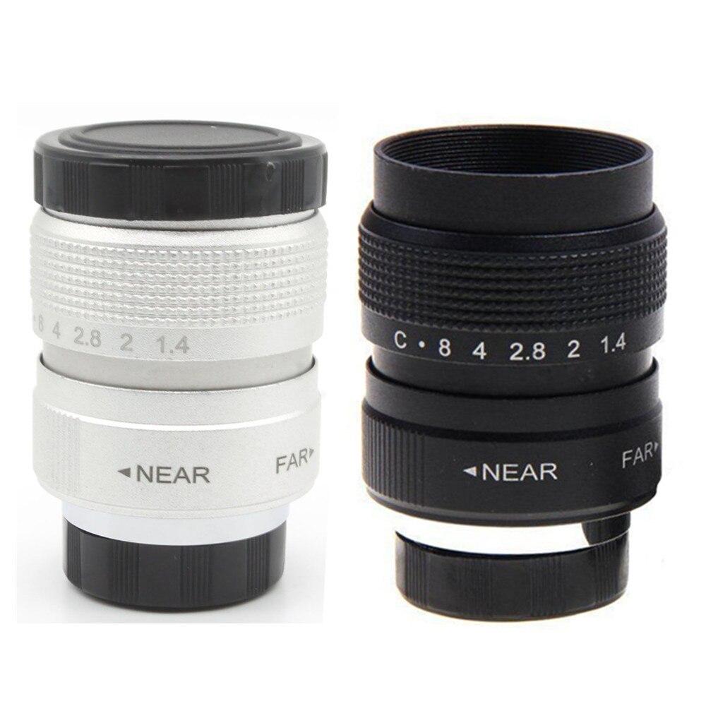 25mm F1.4 CCTV TV lente C-NEX anillo de montaje para Sony E: NEX3 NEX-C3 NEX-F3 NEX-5 NEX-5N/5R/5 t NEX6 NEX7 A3000 A5100 A6000 A6300 A6500