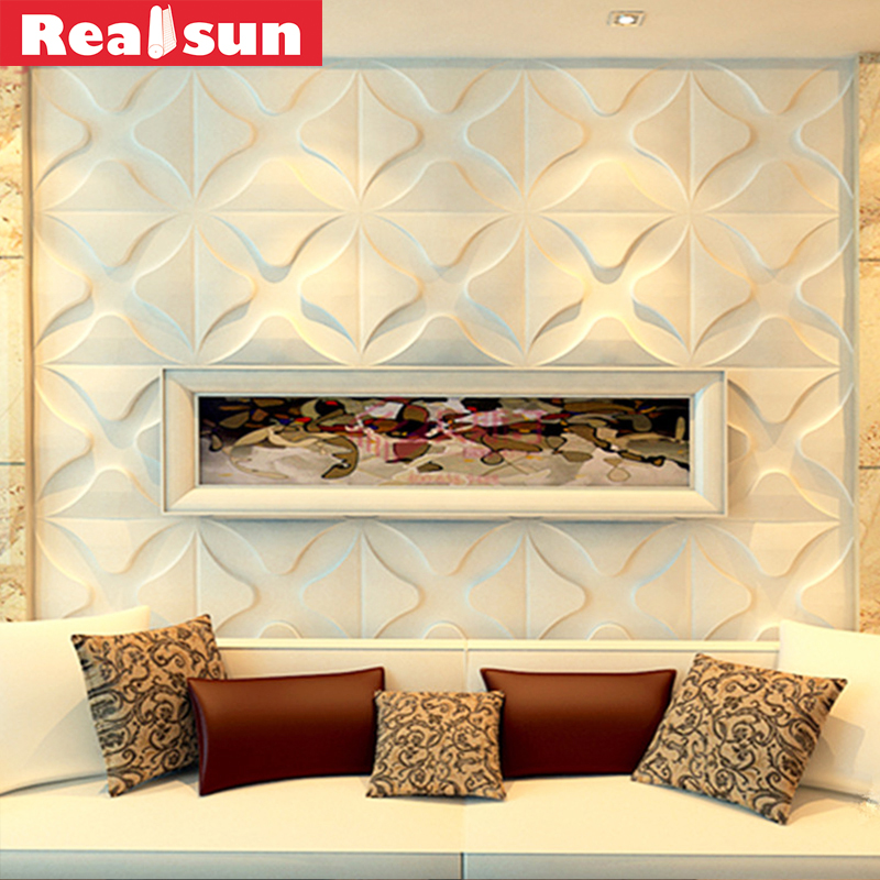 3D Leather Wall Panels Peel and Stick 3D Leather Wave Panel Wall ...