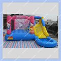 HOT Hello Kitty Inflatable Slide Pool Commercial Bouncy Castle DHL Free Shipping Inflatable Bouncer