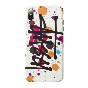 Color Full iPhone X Case