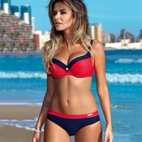 Sexemara Bikini Swimsuit Women Sexy Swimwear Bathing Suit Woman Swimming Suit For Beachwear Seaside Pool Mid