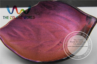 TCWB177 Magic Brown Red Purple Color Shifting Effect Pigment Powder Or Nail Art Nail Gel Nail