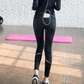 Фитнес леггинсы женщин блестящие леггинсы выработать леггинсы женский акцизного push up тренировки одежда для женщин X023