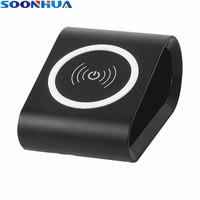 SOONHUA Original Qi Wireless Charger Adapter Pad For IPhone X 8 Samsung Galaxy S8 Edge Google