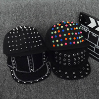 Kids Hats Snapback Caps For Boy Girl Baseball Cap Baby Hip Hop Hat Parent child Cap For Adult And Child Sun Hat Casual