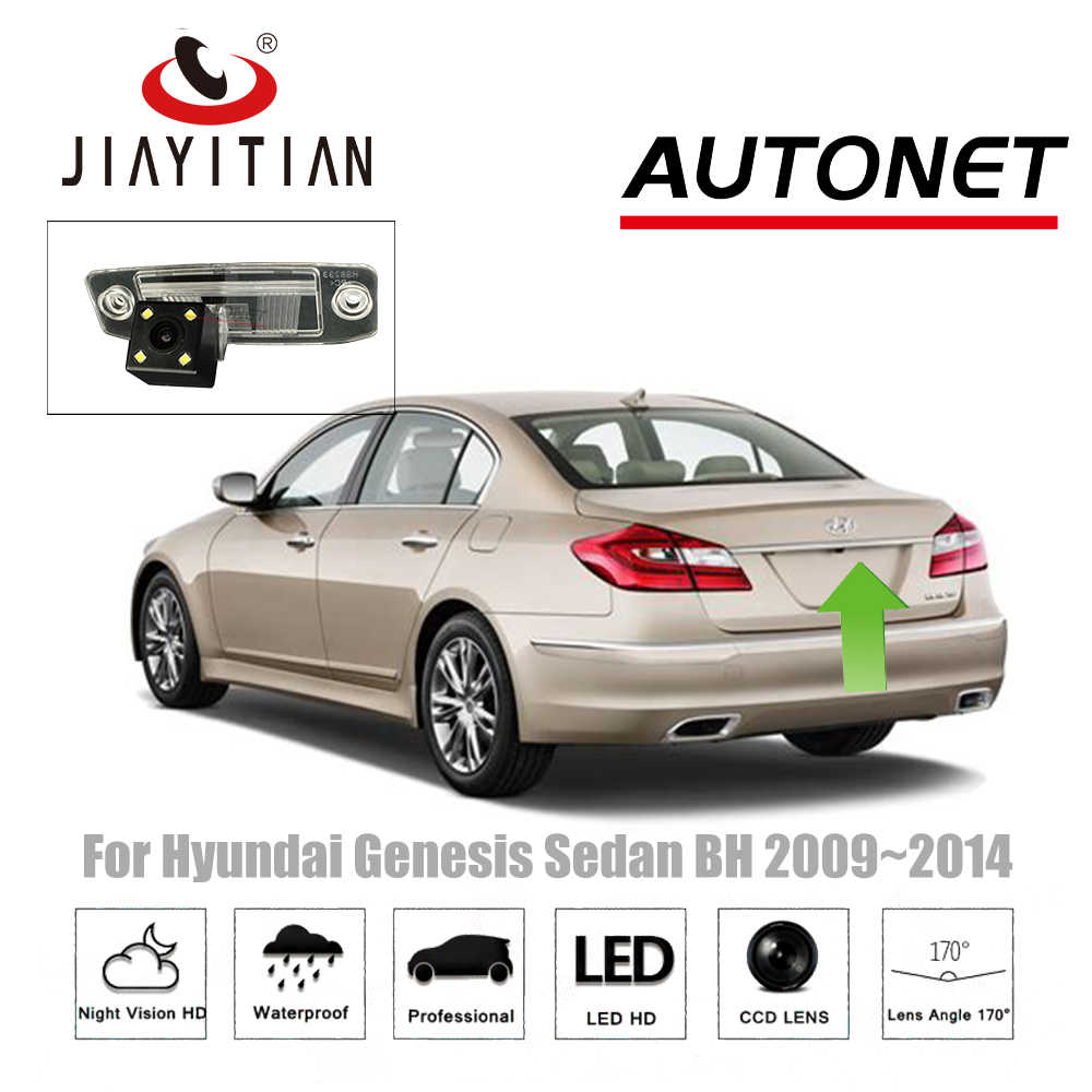 medium resolution of detail feedback questions about jiayitian rear camera for hyundai genesis sedan bh 2009 2014 ccd night vision backup camera reverse camera license plate