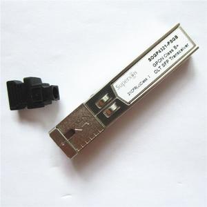 Image 5 - SFP مثبت جهاز إرسال واستقبال OLT GPON الفئة B + SC موصل وحدات الألياف البصرية SFP متوافق مع وحدات بطاقات SFP Huwei/ZTE
