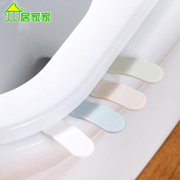 Modern Design Toilet Seat Cover Lifter Lift Handle Stick Avoid Touching  Opener Lifter Bathroom Tools( Part 90