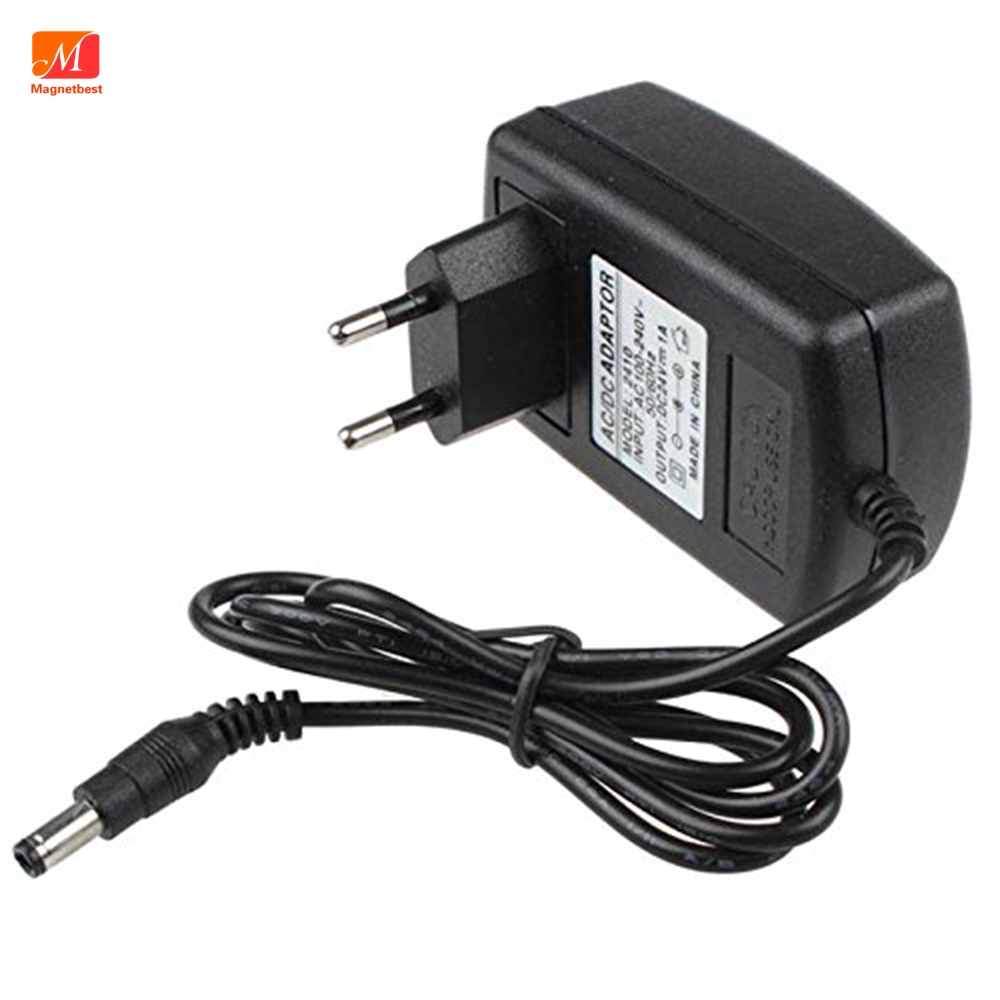 US $10 96 6% OFF|24V 1A AC Adapter Power Supply for #