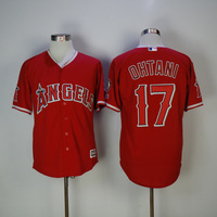 MLB Men S Los Angeles Angels Shohei Ohtani Baseball Red Home Cool Base Player Jersey