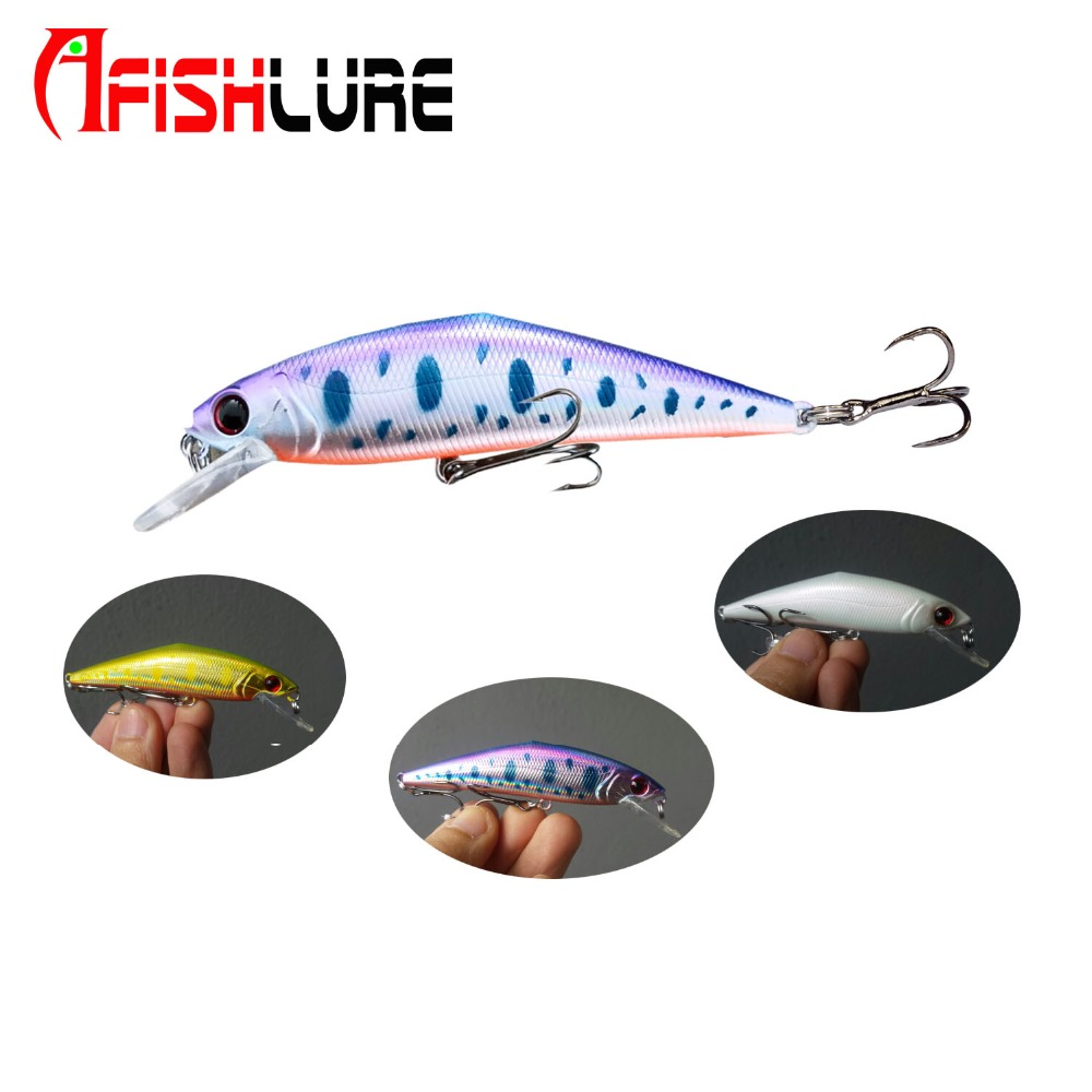 D Back Fishing Lure Wobblers Trout Fishing Bait 85mm/15g Minnow Lures Hard Baits Iscas Artificial Pesca Leurre Lure Fishing Bait afishlure hard lures baits popper 118mm 18g artificial fishing tackle swimbait hard lure for carp fishing trout plastic fishing