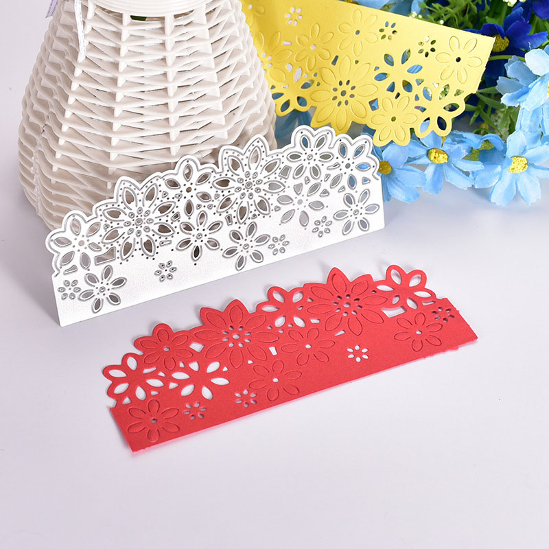 Lace Envelope Metal Cutting Dies Scrapbooking Greeting Card Cutting Template Embossing Dies Invitation Dies 3609