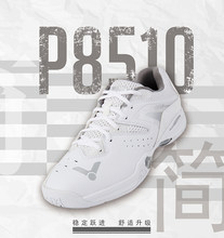 brand new 698d4 c9e6c 2018 Original Victor amplia zapatos de Bádminton de las mujeres y los  hombres Zapatillas Deportivas Anti