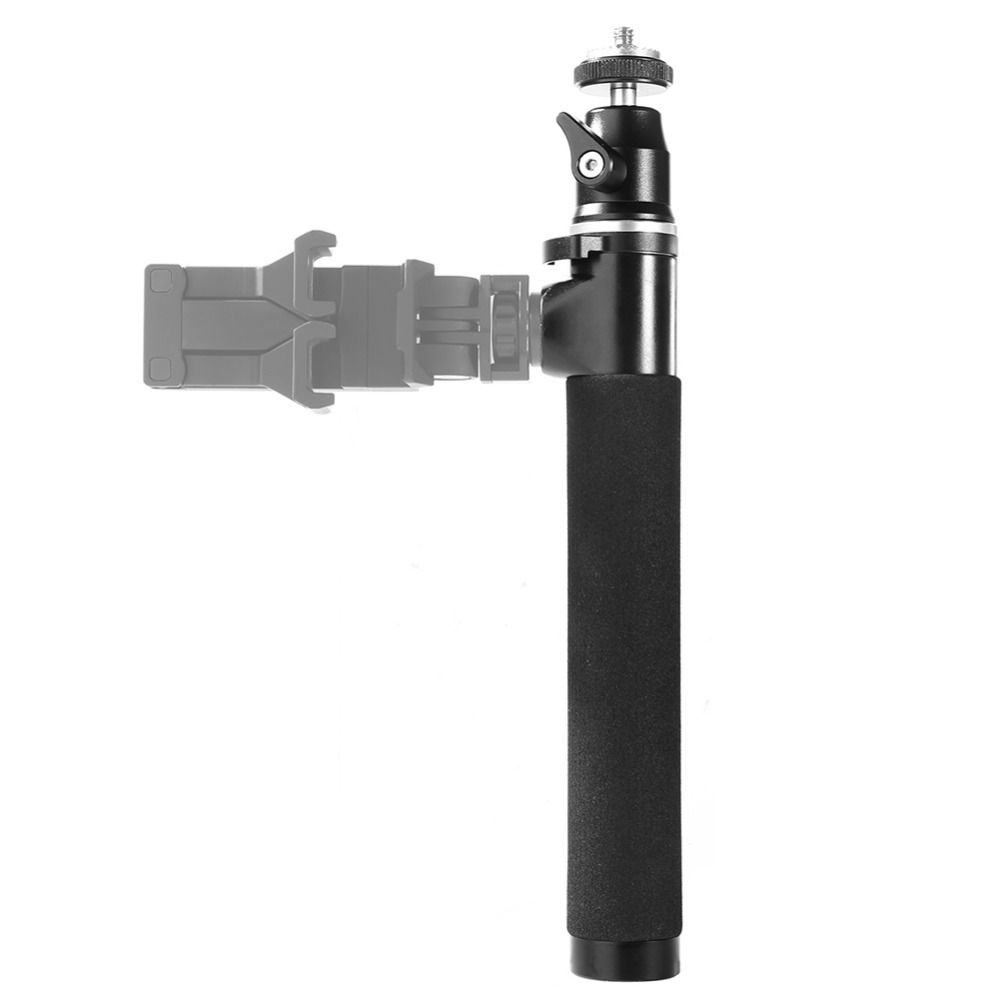 Selfie Stick Extension Stick For Osmo Handheld 4K Camera and 3-Axis Gimbal Part 1 Aviation aluminum Extendable Handheld Shutter