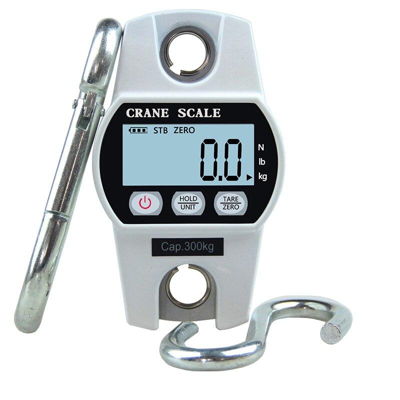 300 kg * 100g Balance électronique suspendue de haute qualité Mini Balance de grue numérique bagages Balance de pêche crochet de poche outil de poids