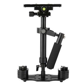 DHL S40 40cm/15.7in Professional Handheld Stabilizer Steadicam for Camcorder Digital Camera Video Canon Nikon Sony DSLR