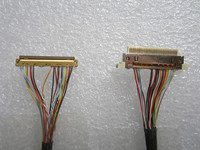 88441 IPEX SI6 LVDS LCD Panel Cable Is Design For DN2800MT D2700MT DH61AG DQ77KB Intel Mini