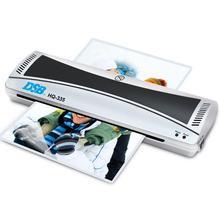 A3 Photo Plastifieuse Bureau Chaude et Froide Thermique Machine À Plastifier Professionnel Pour A3 Document Photo PET Film Rouleau Laminateur