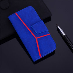 Simple Business Phone Bags sFor apple iPhone X XS For Case iPhone 6 6S 7 8 Plus Hit Color Book Cover PU Leather Flip Fundas E09Z 3