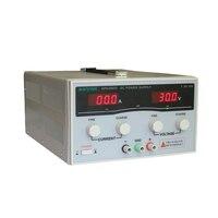 KPS3060D Высокая точность Мощность регулируемый светодиодный Дисплей импульсный источник питания 220 В 0 30 В/0 60A для лаборатории и преподавания