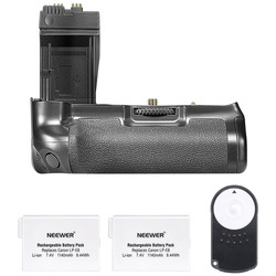Neewer Replacement Battery Grip BG-E8 for Canon550D/600D/650D/700D Rebel T2i/T3i/T4i/T5i