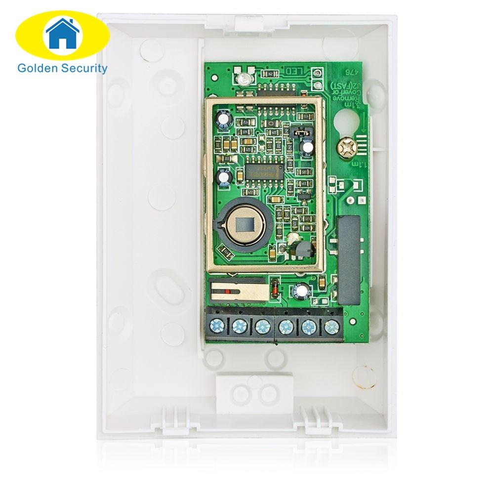 Altın güvenlik kablolu pir g90b s5 için kızılötesi dedektör - Güvenlik ve Koruma - Fotoğraf 5