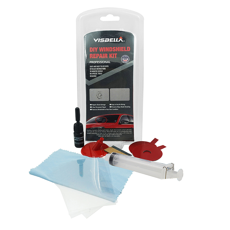In Stock Fast Delivery Car Windscreen Glass Repair Tools