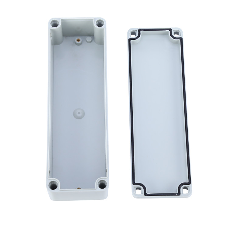 Waterproof Plastic Enclosure  Project Box Electronic Housing Instrument Case Outdoor Junction Box 250x80x70mm Connectors Connectors     -
