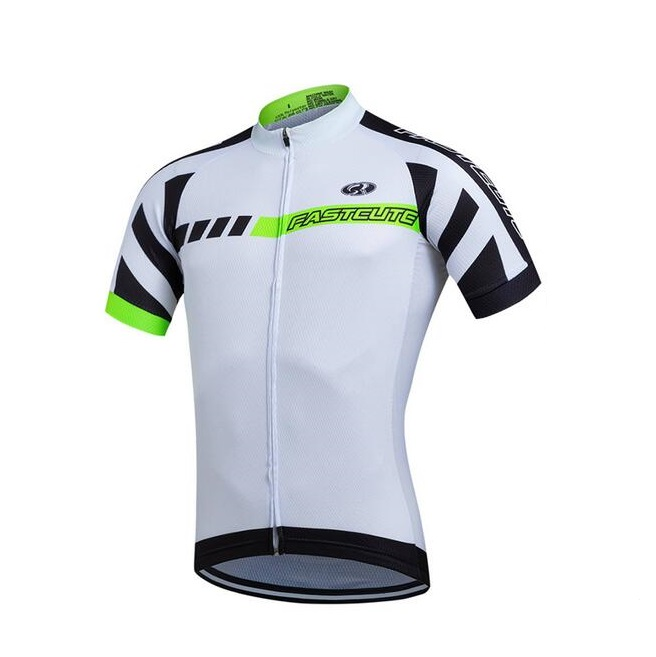 2019 Blue red white only Cycling Jersey Summer Sportswear Bicicleta cycling Cycling Clothing Short Sleeves Ciclismo Hombre in Cycling Jerseys from Sports Entertainment